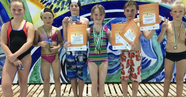 Schwimmen 13.11.17