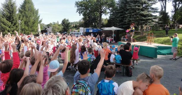 Geyer feiert Kinderfest